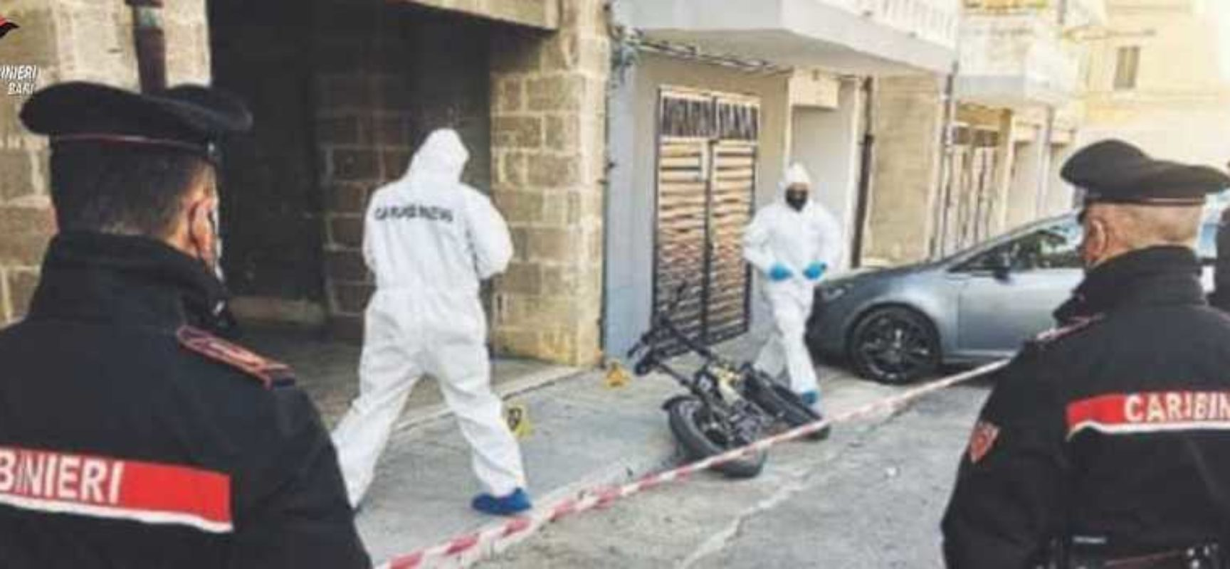 Arrestato a Bisceglie il giovane che aveva sparato e ferito due persone ad Andria