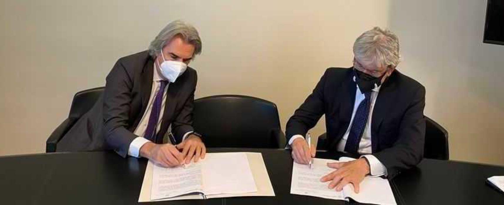 Prefettura Bat, firmato protocollo d'intesa per legalità e trasparenza attività d'impresa