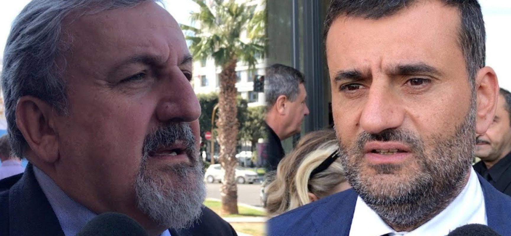 """Emiliano: """"Stato toglie poteri alle Regioni"""", Decaro: """"Si è interrotto dialogo Stato-Comuni"""""""