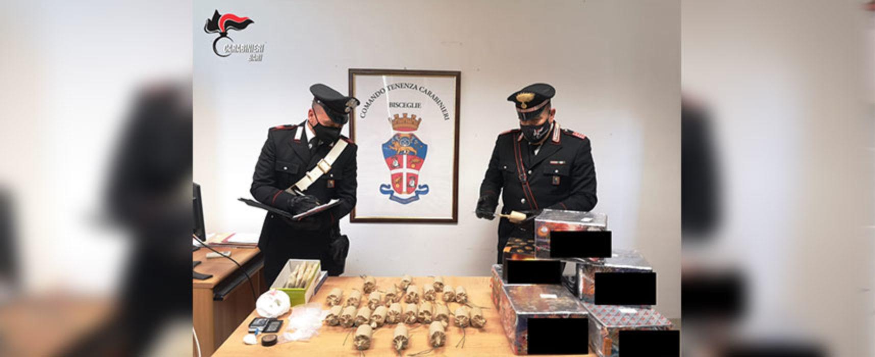 Due arresti a Bisceglie per bombe esplose a dicembre 2020