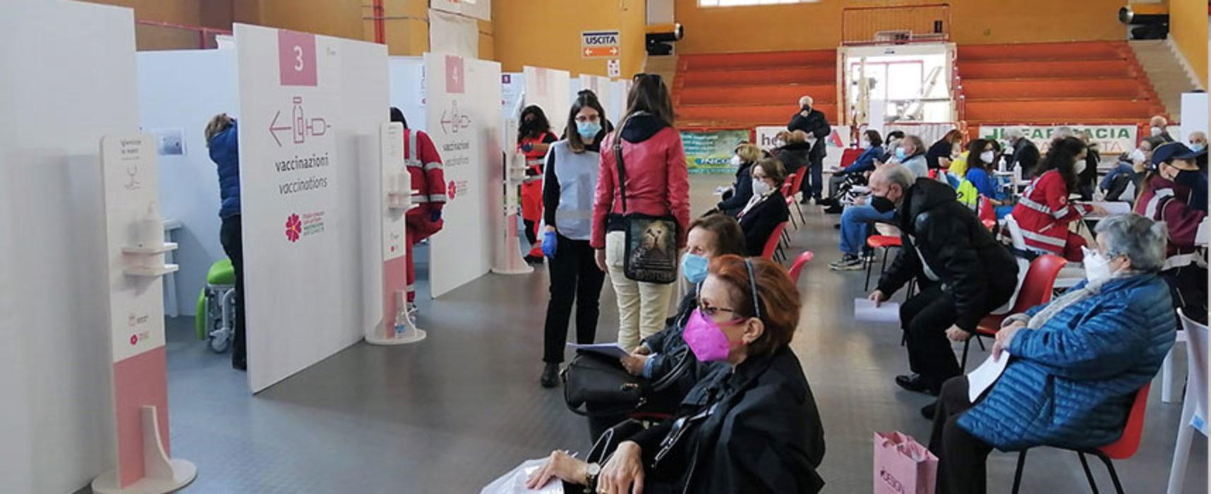 Vaccinazione di tutti i malati rari, conviventi e caregiver il 16 e 18 aprile a Trani / DETTAGLI