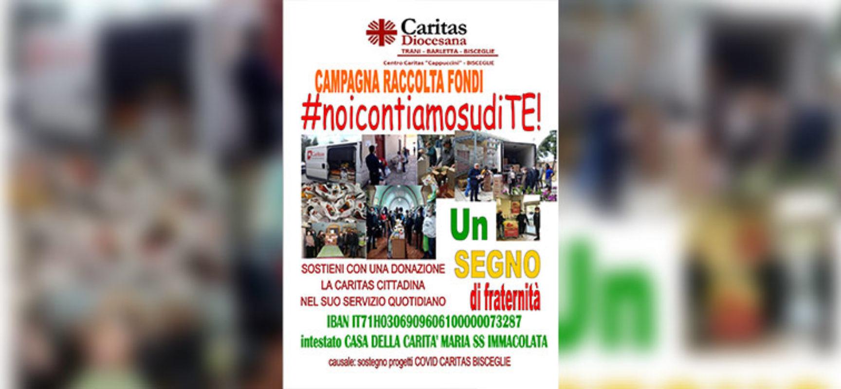 Caritas, cittadini chiamati a contribuire a raccolta fondi straordinaria