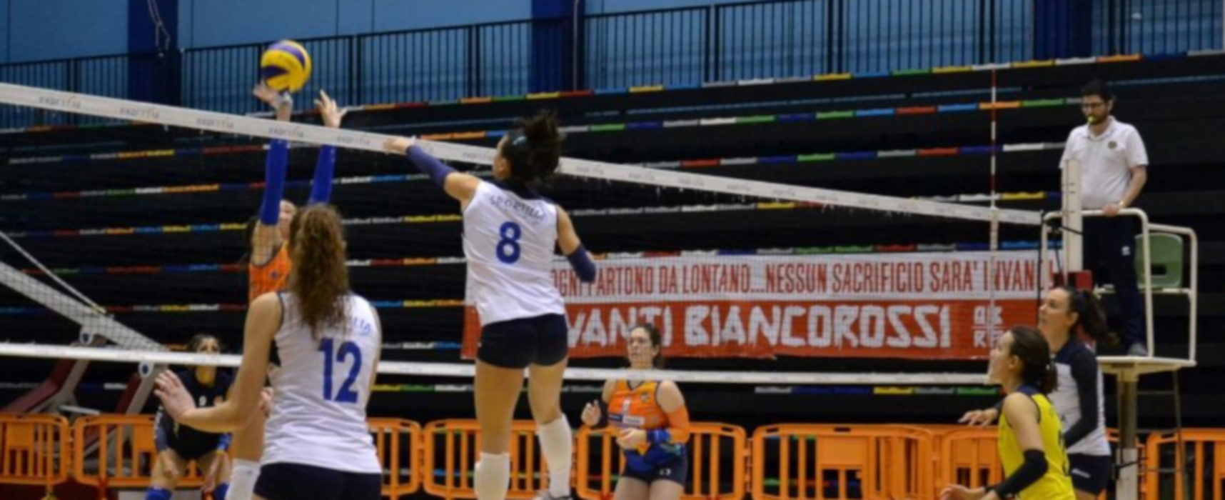 Sportilia Volley supera anche la Dinamo Molfetta e resta imbattuta