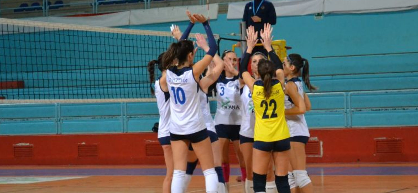 Covid superato, Sportilia Volley torna in campo