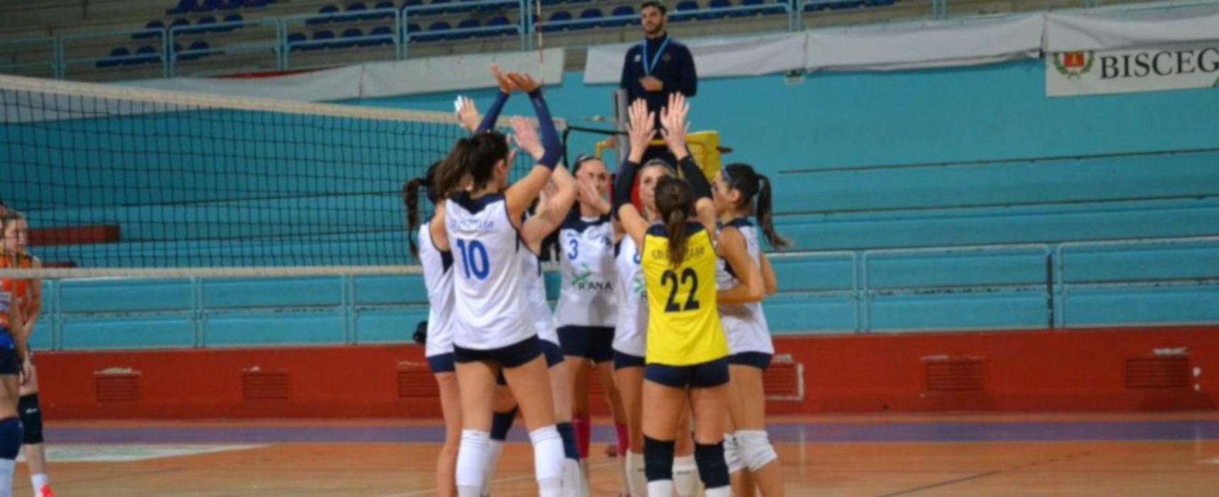 Sportilia Volley, big match sul parquet della capolista Potenza