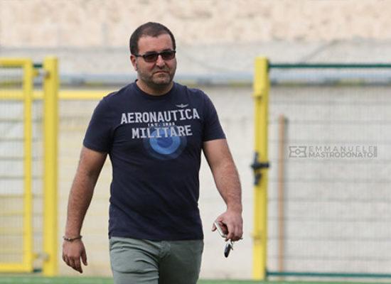 Bisceglie Calcio, si è dimesso il vice presidente Vito D'Addato