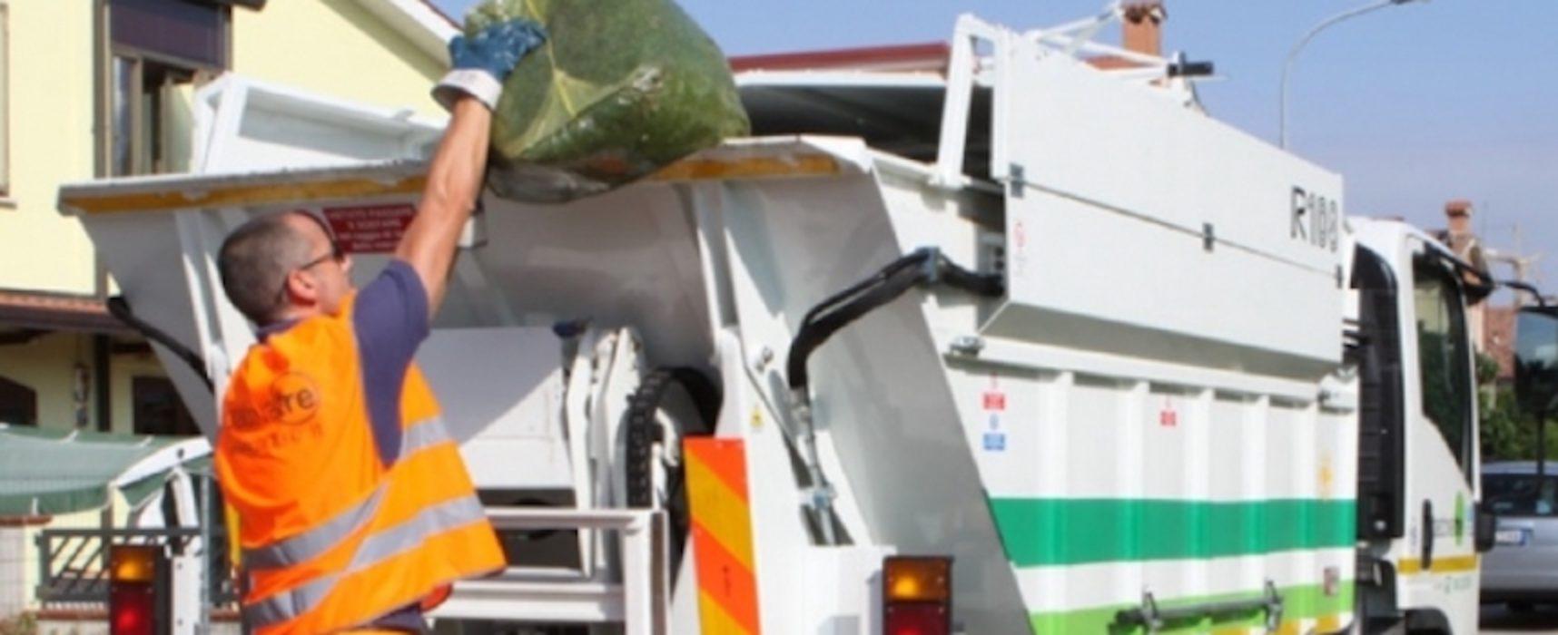 Servizio raccolta rifiuti attivo per la Festa della Repubblica