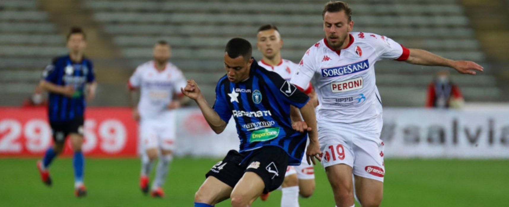 Rocco-gol ma il Bari vince in rimonta
