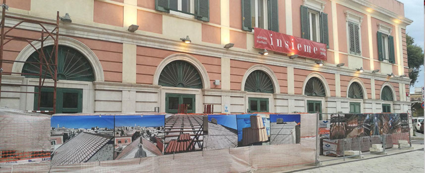 """Teatro Garibaldi, Angarano: """"Con interventi in corso sarà sicuro e più funzionale"""""""