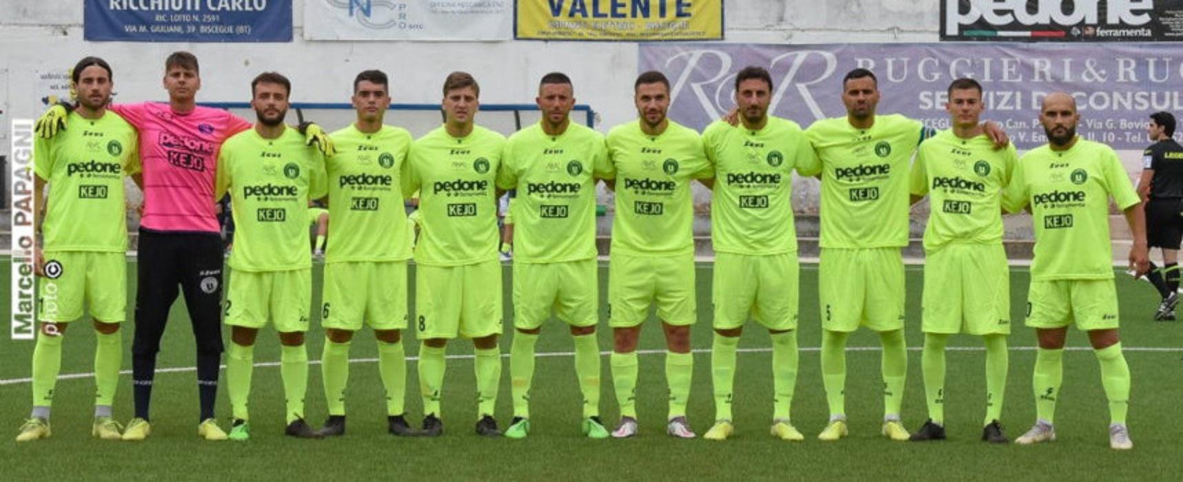 L'Unione Calcio cerca continuità contro la Vigor Trani