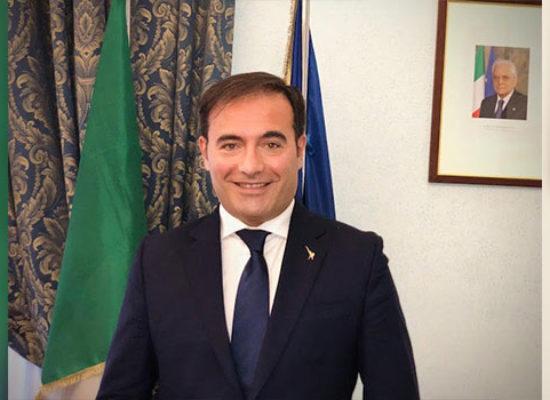 """Sottosegretario Sasso in visita a Bisceglie: """"Anno scolastico particolare, importante andare sui territori"""""""