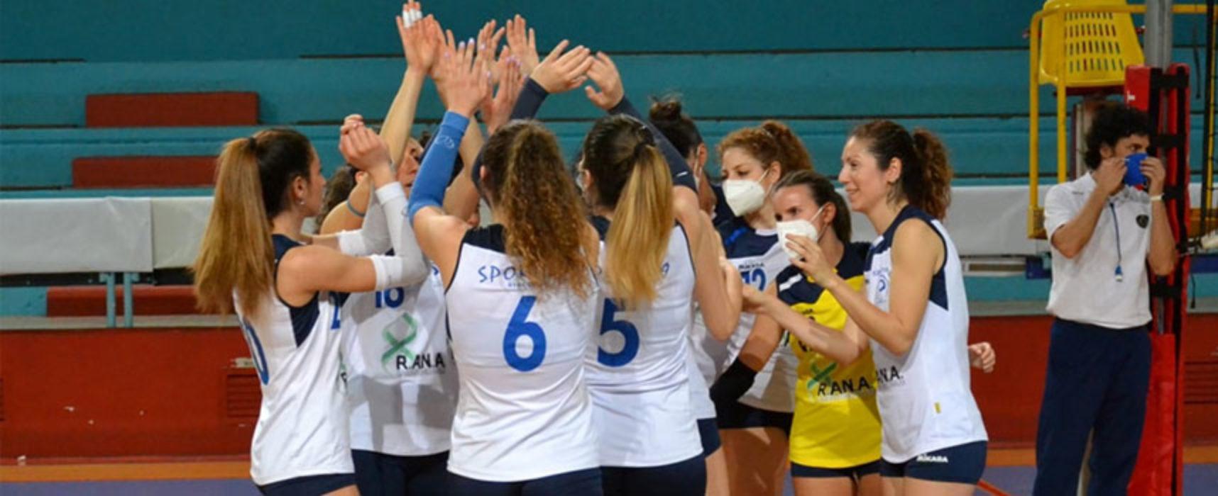 Sportilia Bisceglie batte Polis Volley e torna in vetta