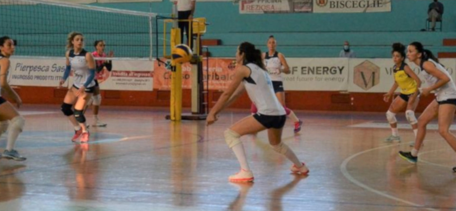 Serie C: il derby va a Sportilia, il primato in classifica alla Star Volley
