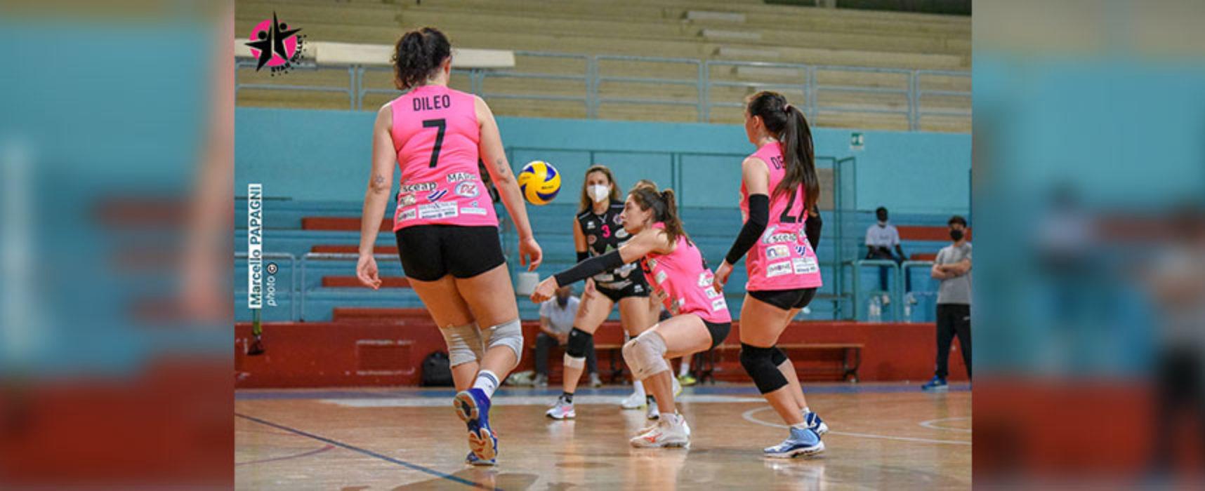 Star Volley batte Corato e torna sola al comando / CLASSIFICA