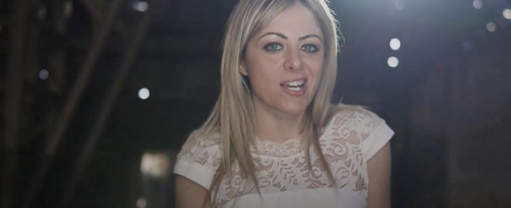 """La biscegliese Lusy Pedone presenta il brano musicale """"All'Inferno"""" / VIDEO"""