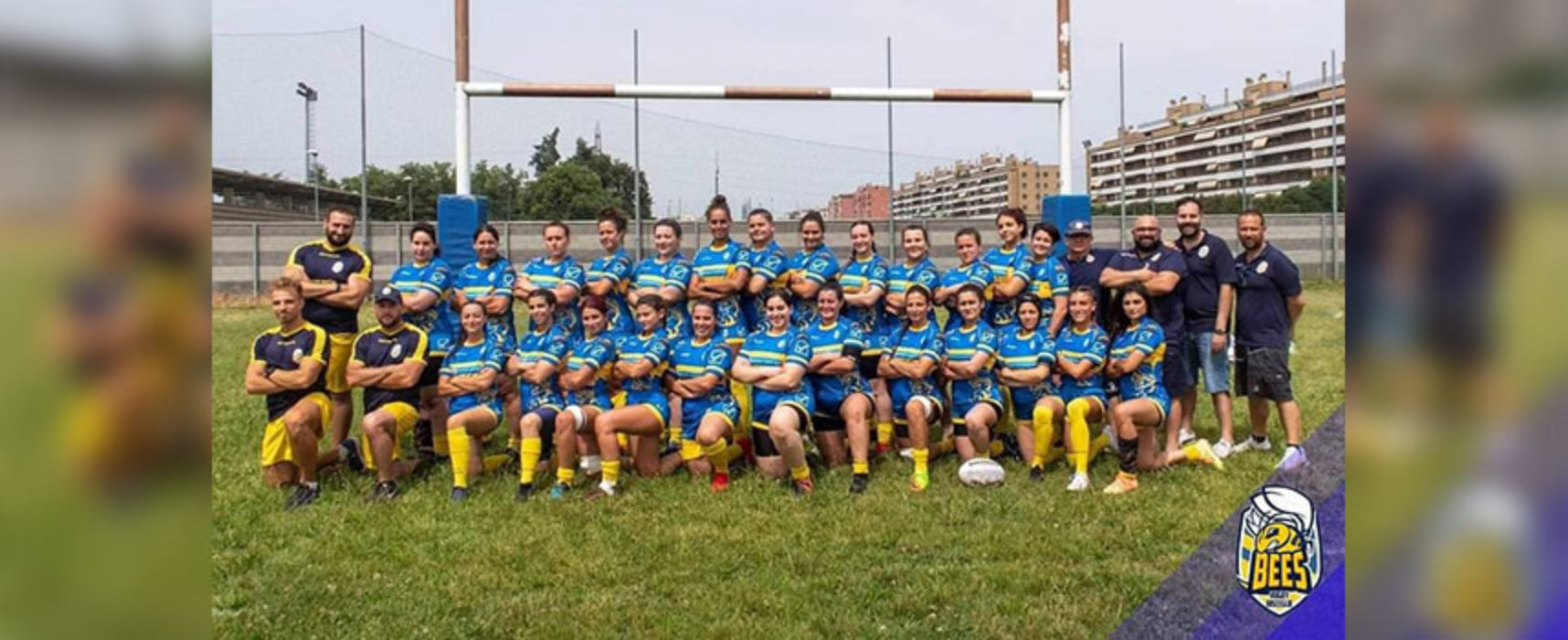 Il Bees Bisceglie Rugby pronto a sbarcare in Serie A