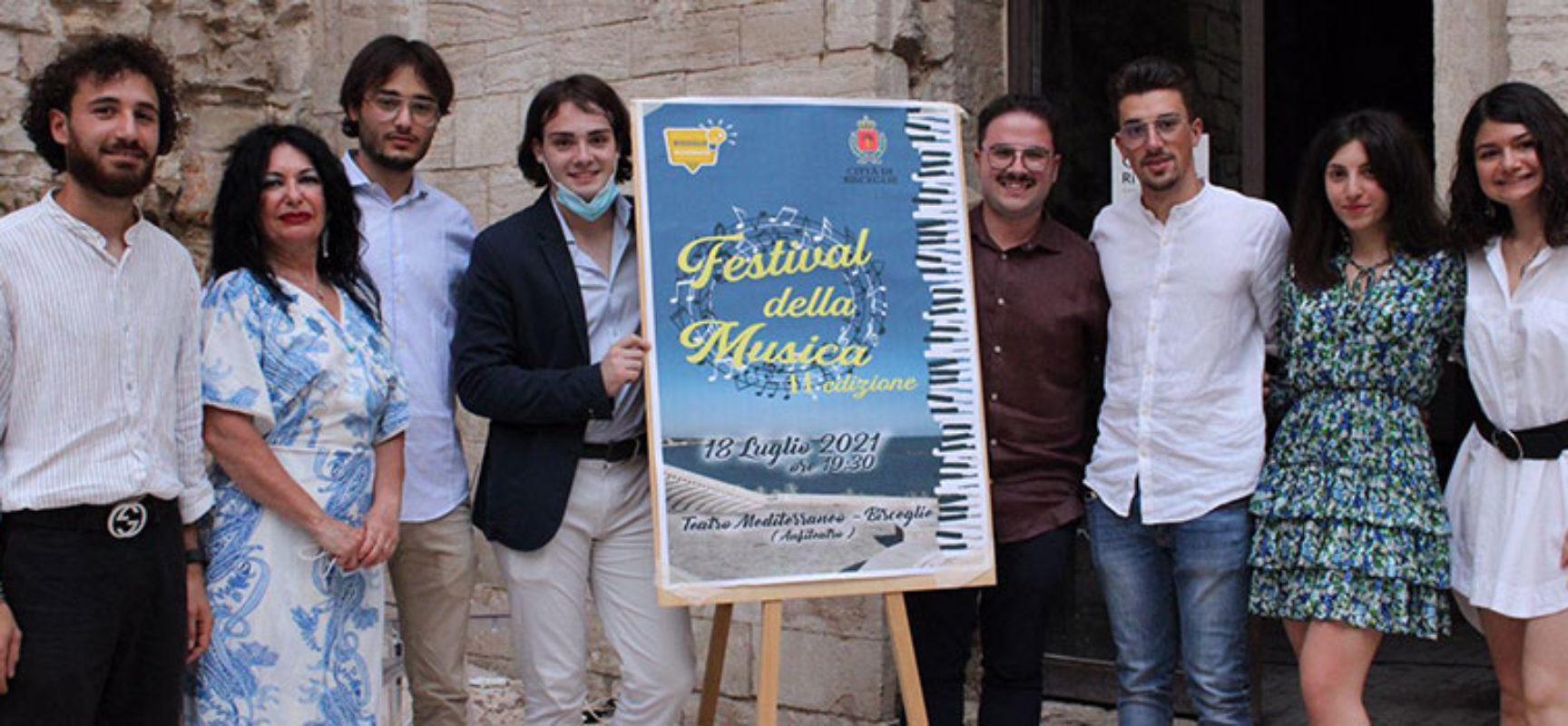 """Stasera al Teatro Mediterraneo riflettori sul """"Festival della Musica"""""""