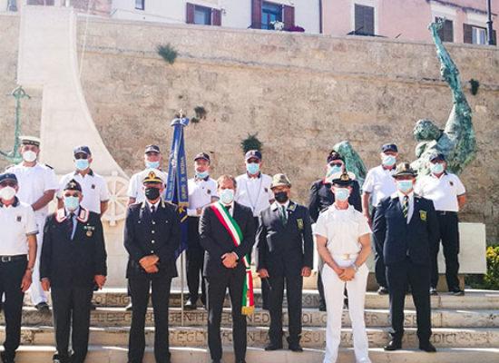 Giornata della Marina militare, anche a Bisceglie cerimonia nel 160° anniversario / FOTO