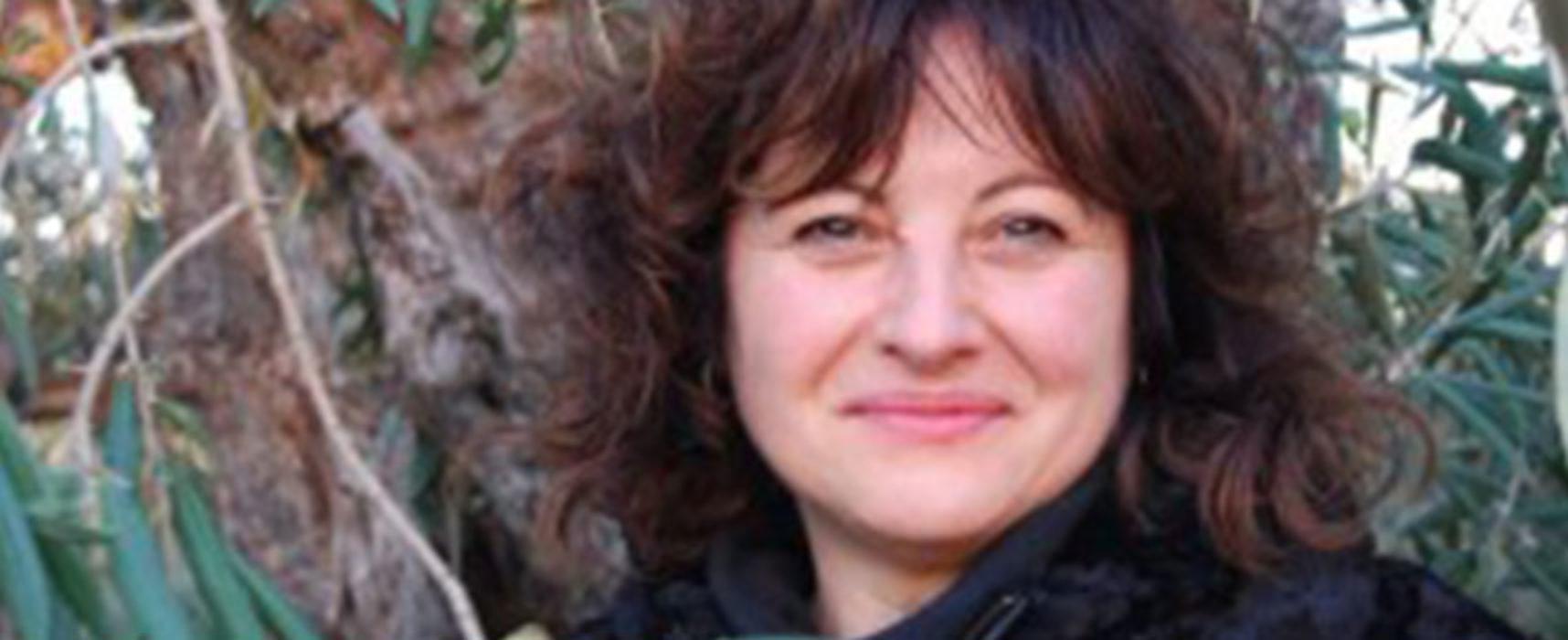 """La poetessa biscegliese Graziella De Cillis presenta il suo libro d'esordio """"Maree"""""""