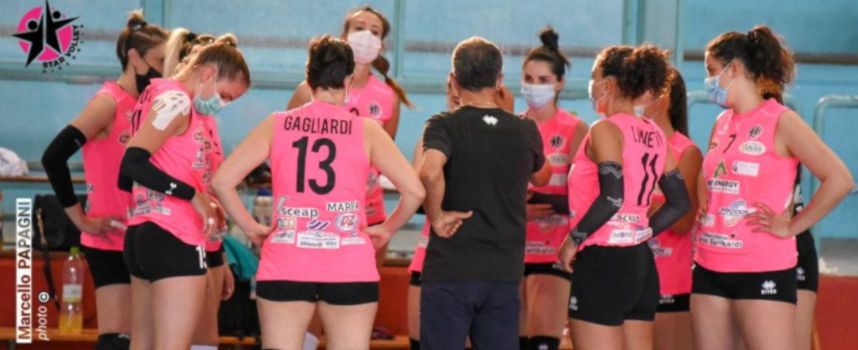 La Star Volley apre i play-off sul parquet di Acquaviva