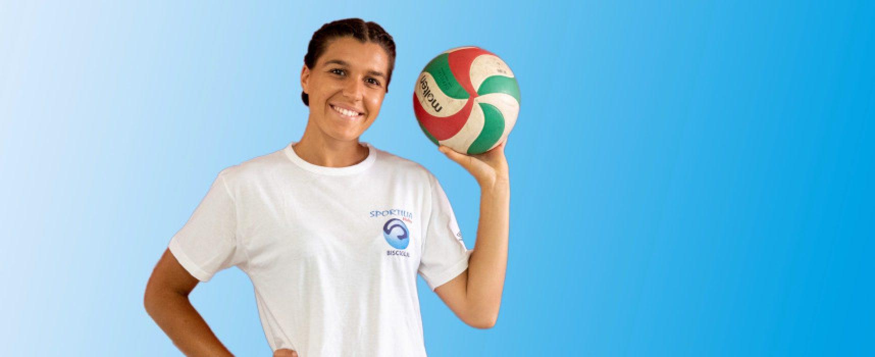 Primo movimento in entrata per Sportilia: torna Arianna Losciale