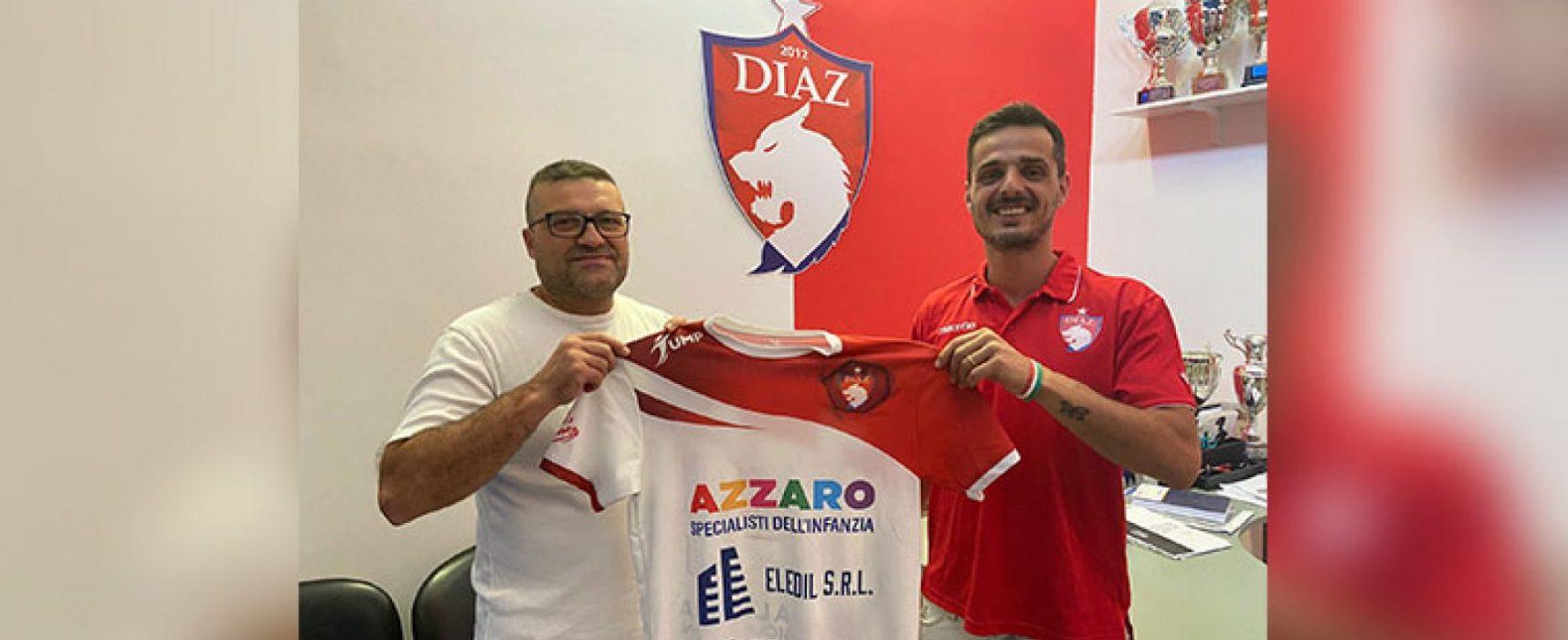 Mauro Caggianelli torna a vestire la maglia della Diaz