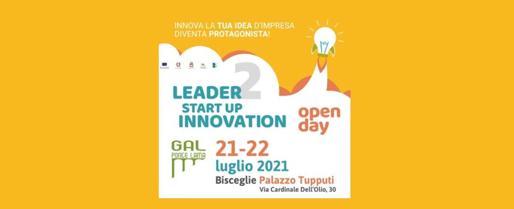 """""""Leader Start Up Innovation"""", il Gal Ponte Lama punta sull'innovazione per la ripresa economica"""
