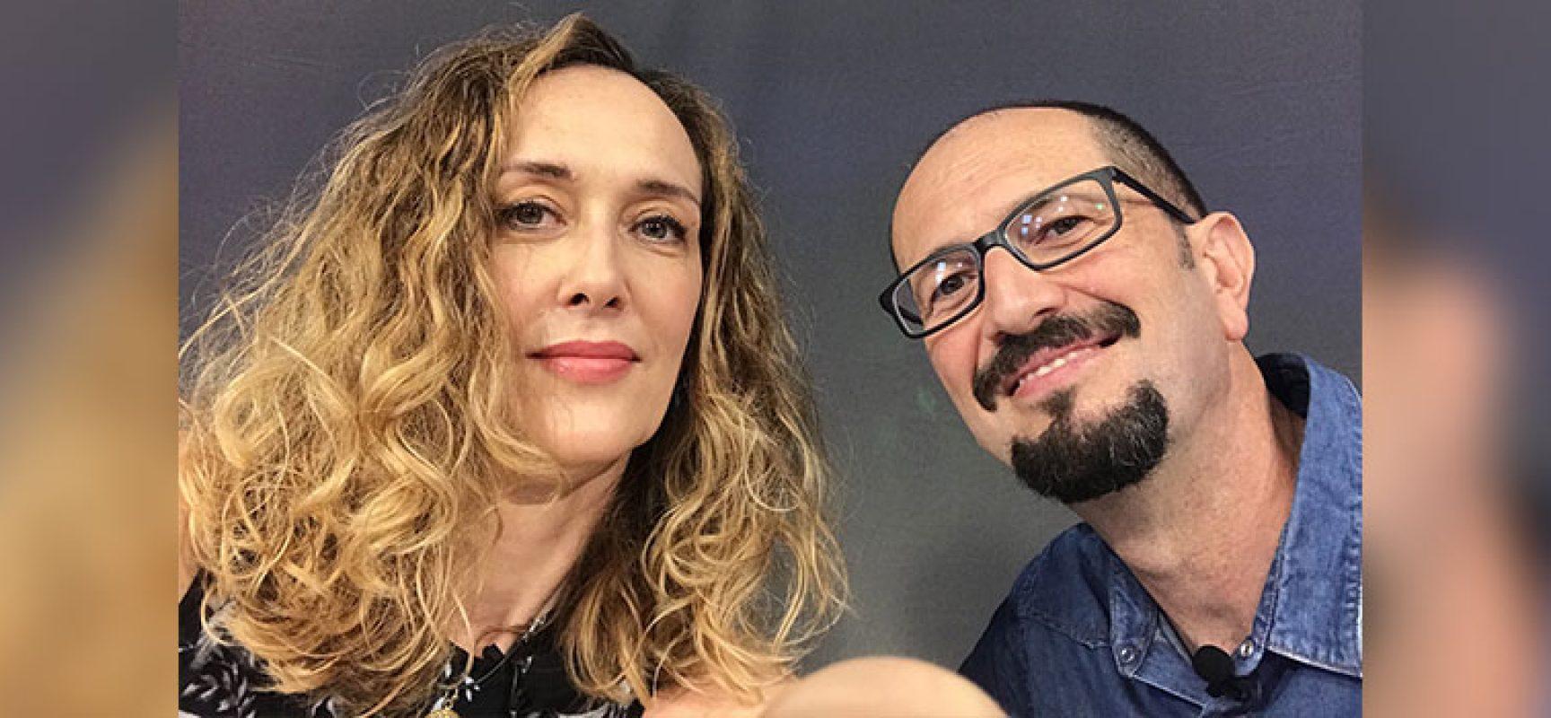 """Lia Celi e Andrea Santangelo presentano """"L'eredità dei Borgia"""" a Bisceglie"""