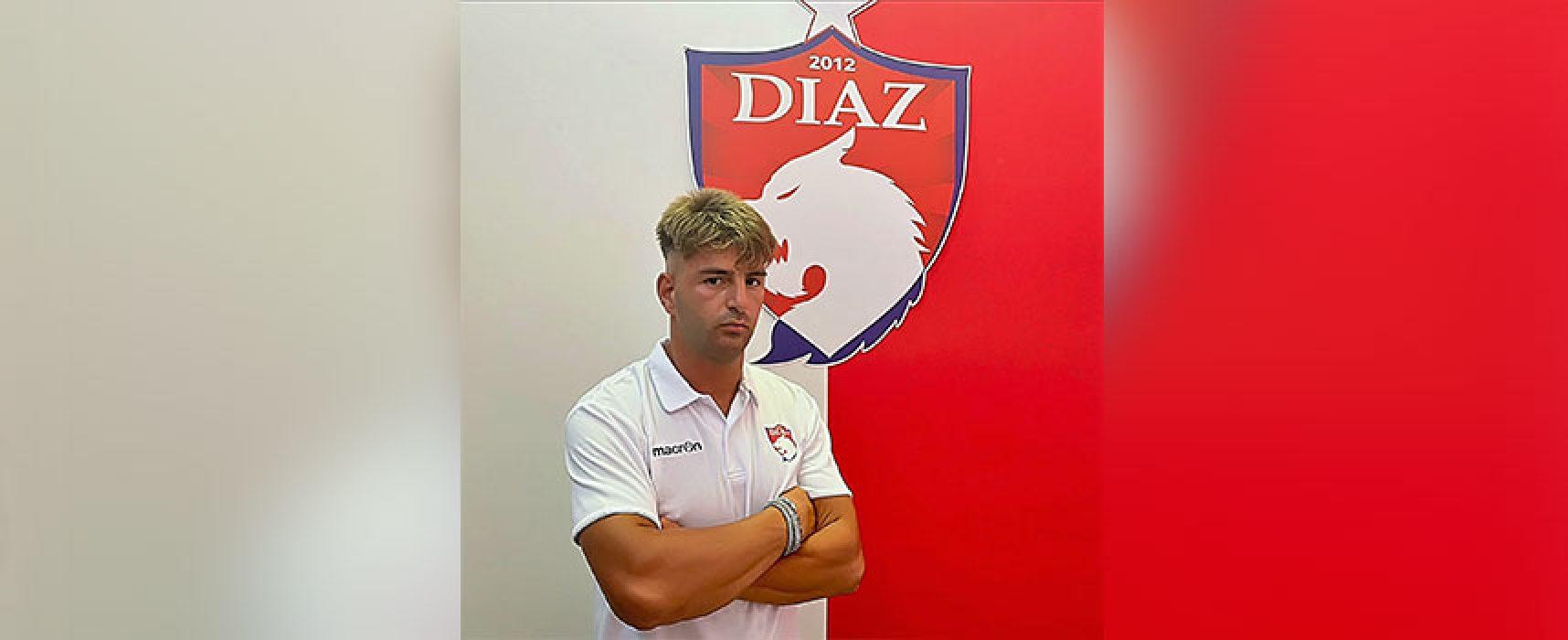Forza e gol, la Diaz si porta a casa Divincenzo