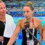 Elena Di Liddo, altra finale olimpica e record italiano con la 4×100 femminile