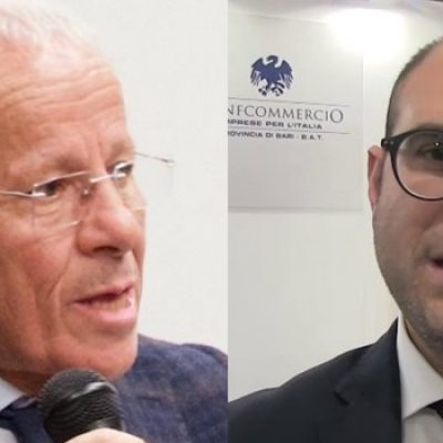 Confcommercio Bari-Bat, Carriera lascia per limite d'età: Volpicella nuovo direttore