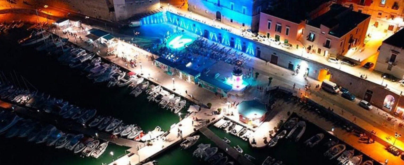 """Al via sul porto turistico la rassegna di eventi musicali """"Blu Festival"""""""