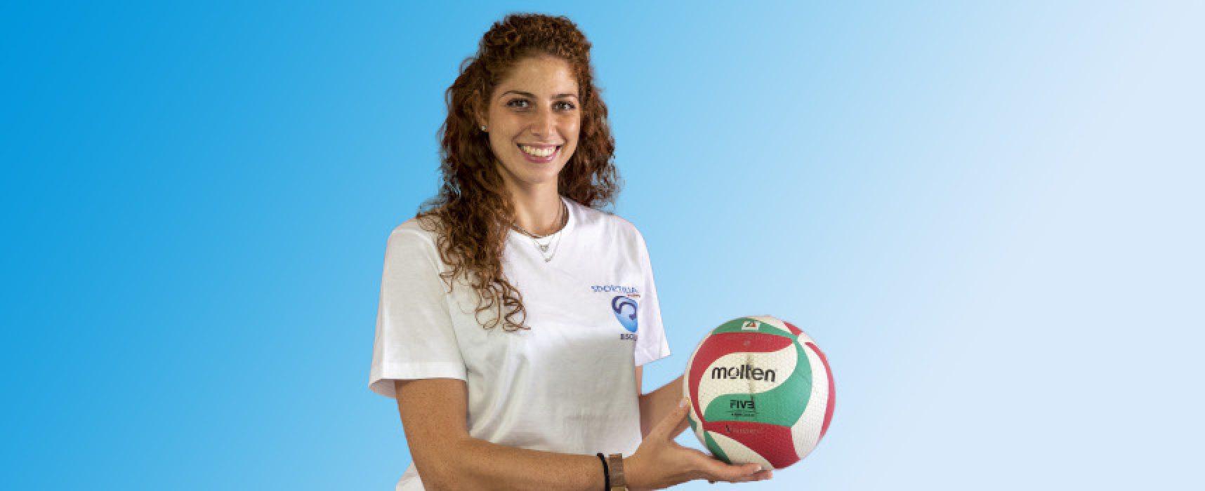 Sportilia Volley: Roselli ci sarà anche la prossima stagione, esordio in B2 a Trani