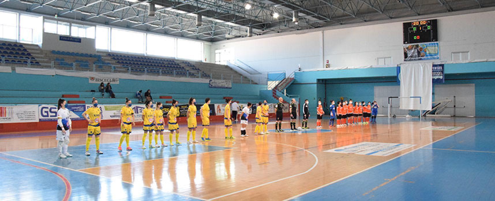 Bisceglie Femminile ospita il Kick Off alla prima di Serie A