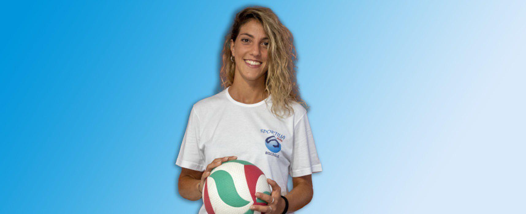 Sportilia Volley, Francesca Telesca è il nuovo innesto al centro