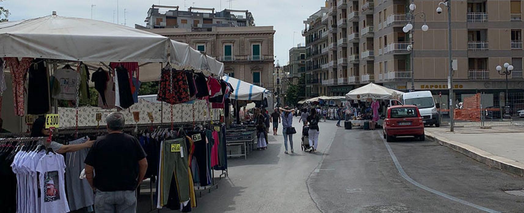 Mercato straordinario in piazza Vittorio Emanuele / Restrizioni a traffico e sosta
