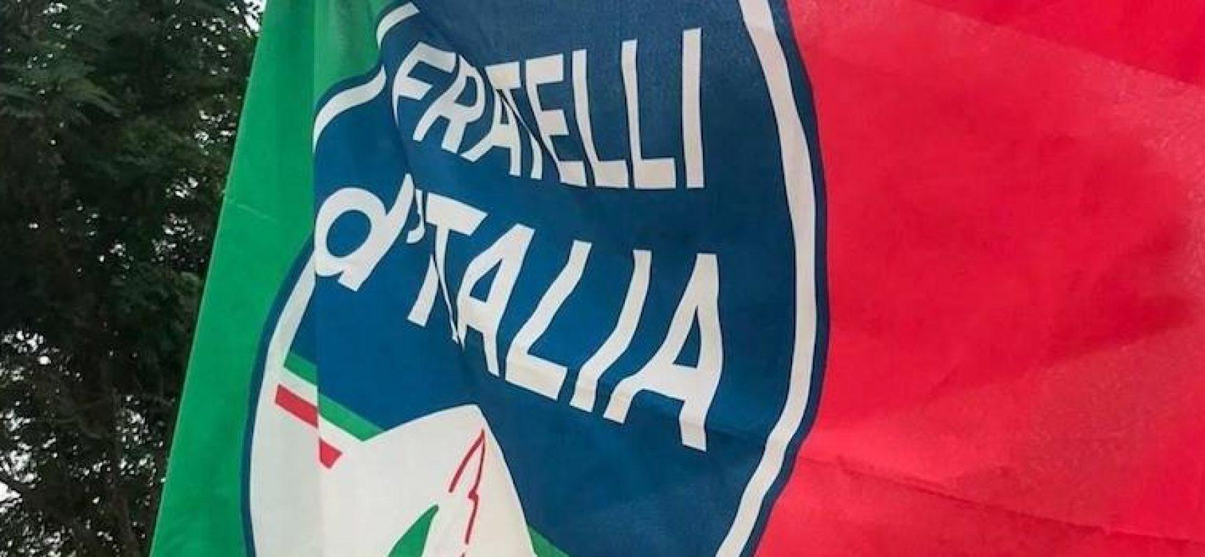 """Fratelli d'Italia Bisceglie: """"Violenza contro Cgil opera di delinquenti. No strumentalizzazioni"""""""