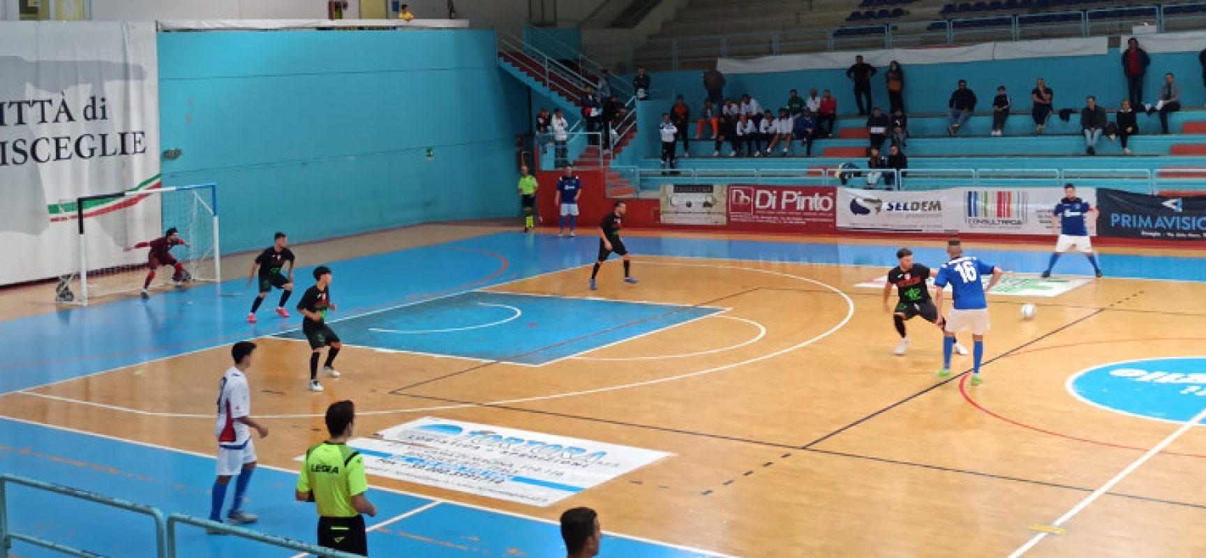 Calcio a 5, sconfitte per Diaz e Futbol Cinco / CLASSIFICHE