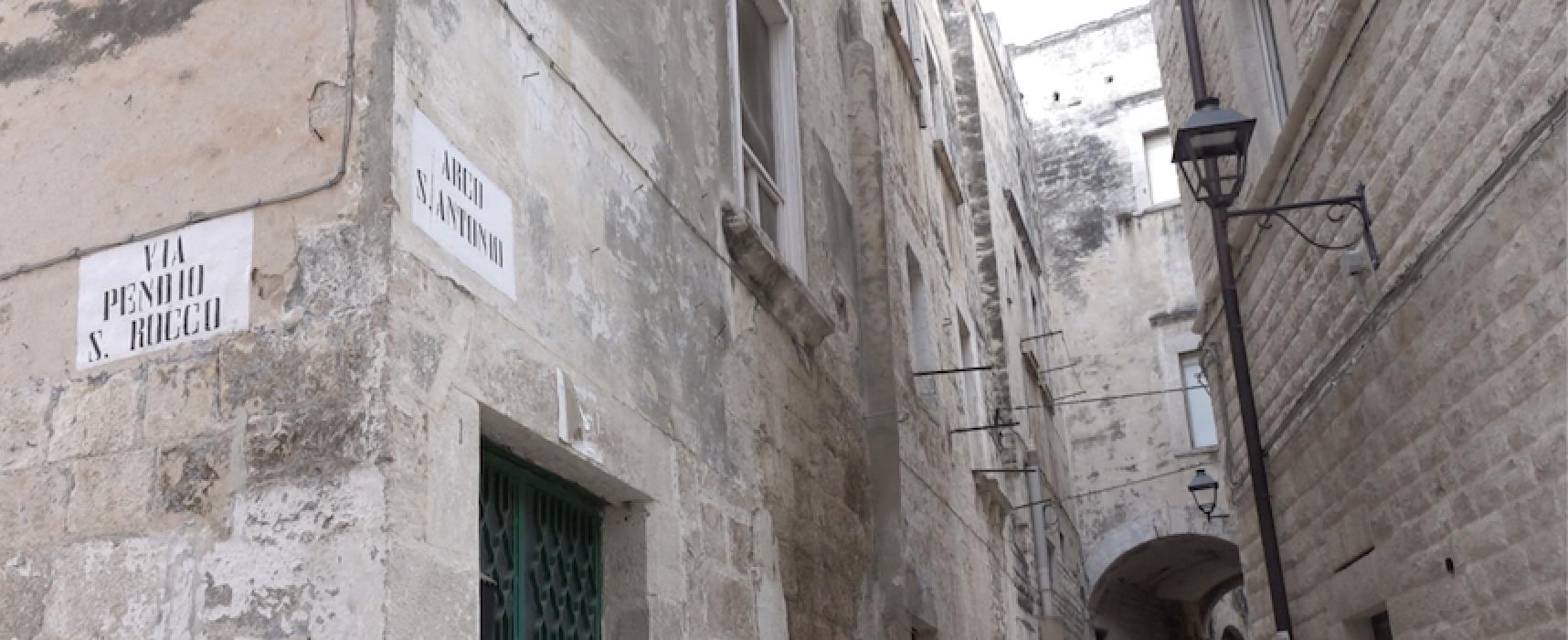 """Giornate Fai, i dettagli dell'itinerario """"Bisceglie: il Borgo delle Case Torri"""" / VIDEO"""