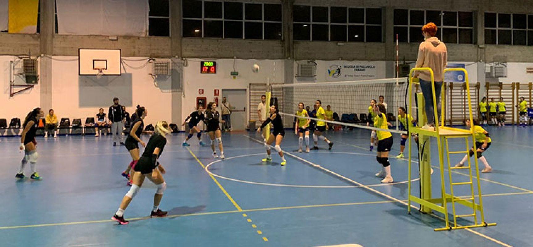 Test a Fasano per la Star Volley in vista dell'esordio in campionato