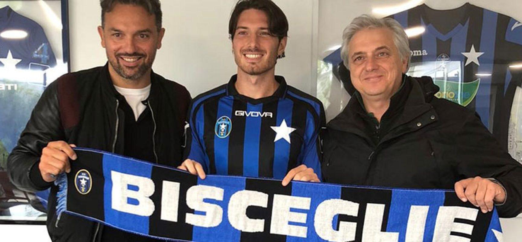 Il Bisceglie Calcio rinforza la difesa con l'arrivo di Ligorio