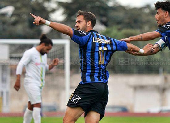 """Sconfitta interna per il Bisceglie Calcio, al """"Ventura"""" passa il Lavello"""