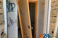 Vandali bagno anfiteatro-2