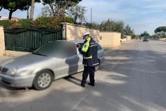 controlli polizia locale Bisceglie 3