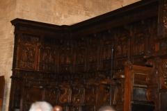 Cerimonia Coro Ligneo con Vittorio Sgarbi