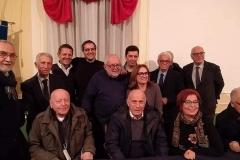 I protagonisti della serata al Circolo Unione