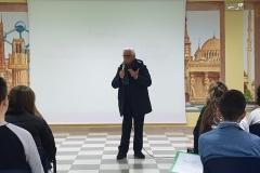 Nicola Gallo dà indcazioni su La Canigghie